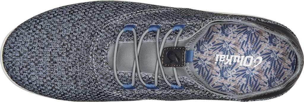 Men's OluKai Alapa Li Sneaker, Charcoal/Charcoal Mesh, large, image 3