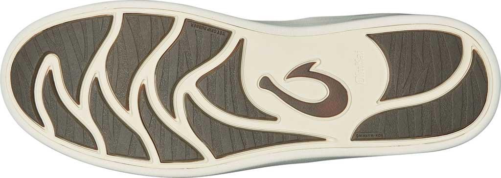 Men's OluKai Alapa Li Sneaker, Charcoal/Charcoal Mesh, large, image 4