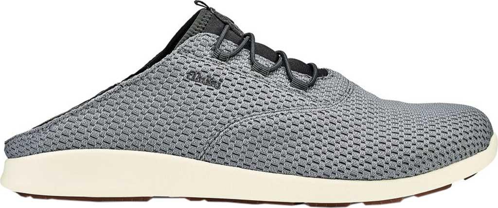 Men's OluKai Alapa Li Sneaker, Poi/Tradewind Grey Mesh, large, image 2