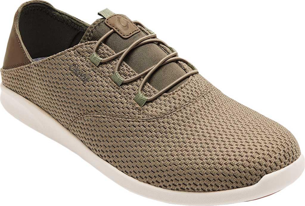 Men's OluKai Alapa Li Sneaker, Clay/Mustang Mesh, large, image 1