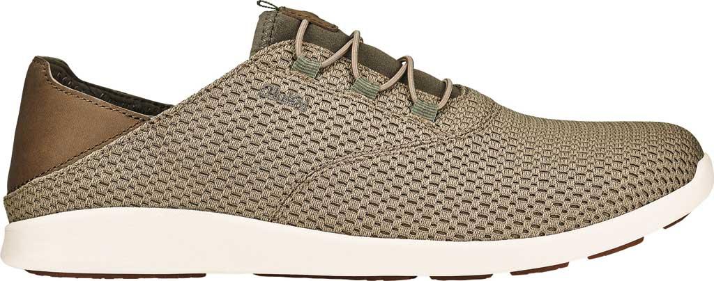 Men's OluKai Alapa Li Sneaker, Clay/Mustang Mesh, large, image 2