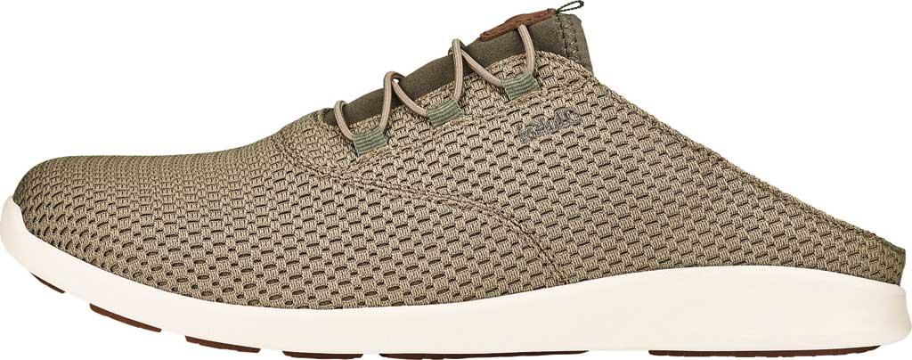 Men's OluKai Alapa Li Sneaker, Clay/Mustang Mesh, large, image 3