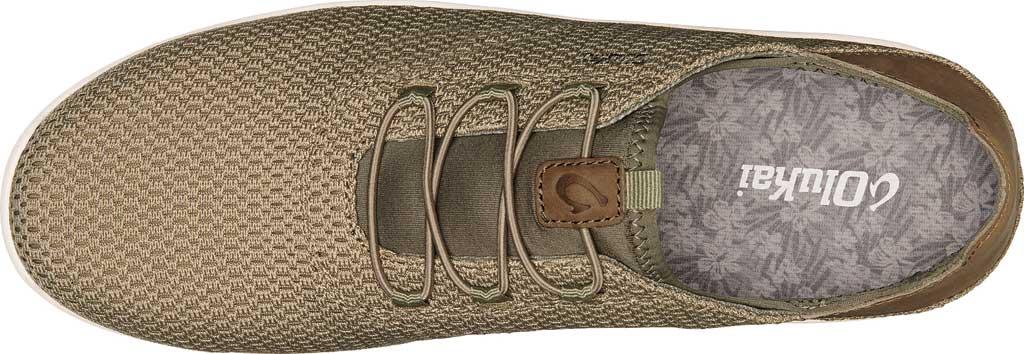 Men's OluKai Alapa Li Sneaker, Clay/Mustang Mesh, large, image 4