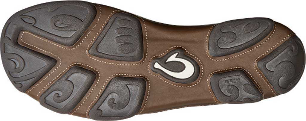 Men's OluKai Ohana Li 'Ili Slip On Shoe, Tan/Mustang Full Grain Leather, large, image 4