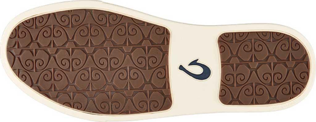 Women's OluKai Pehuea Heu Slip On, Taupe Grey/Taupe Grey Nubuck Leather, large, image 4