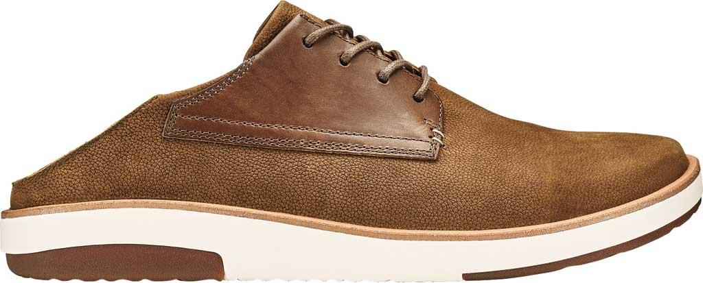 Men's OluKai Kalia Li Sneaker, Toffee/Toffee Nubuck, large, image 2