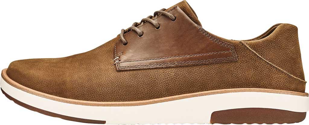 Men's OluKai Kalia Li Sneaker, Toffee/Toffee Nubuck, large, image 3