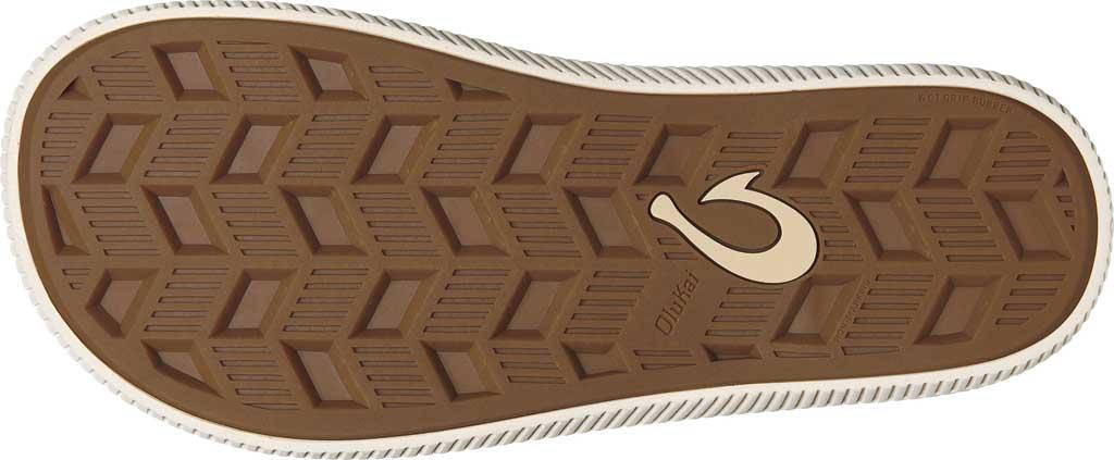 Men's OluKai Ulele Thong Sandal, Clay/Mustang Synthetic, large, image 3
