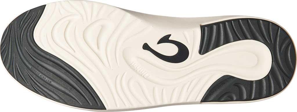 Men's OluKai Kalia Puki Chukka Boot, Black/Black Nubuck, large, image 3