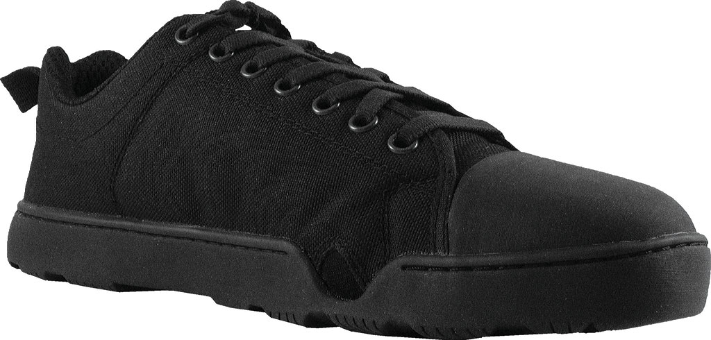 Men's Altama Footwear OTB Maritime Assault Low Boot, Black Cordura, large, image 1