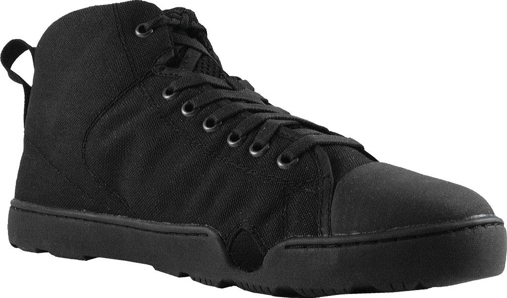 Men's Altama Footwear OTB Maritime Assault Mid Boot, Black Cordura, large, image 1