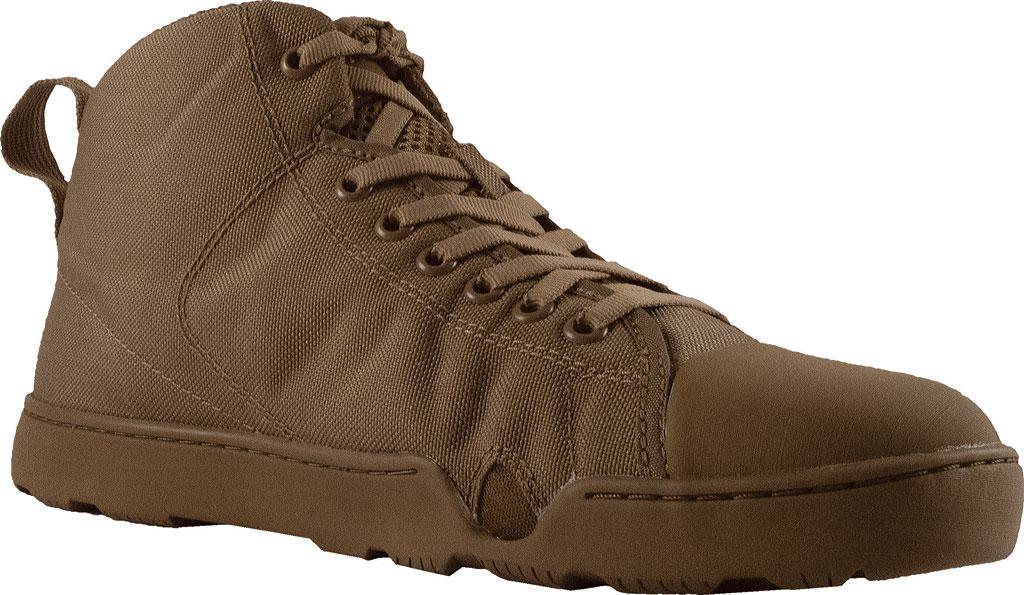 Men's Altama Footwear OTB Maritime Assault Mid Boot, Coyote Cordura, large, image 1