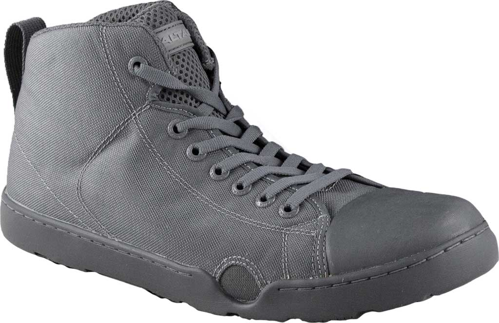 Men's Altama Footwear OTB Maritime Assault Mid Boot, Grey Cordura, large, image 1