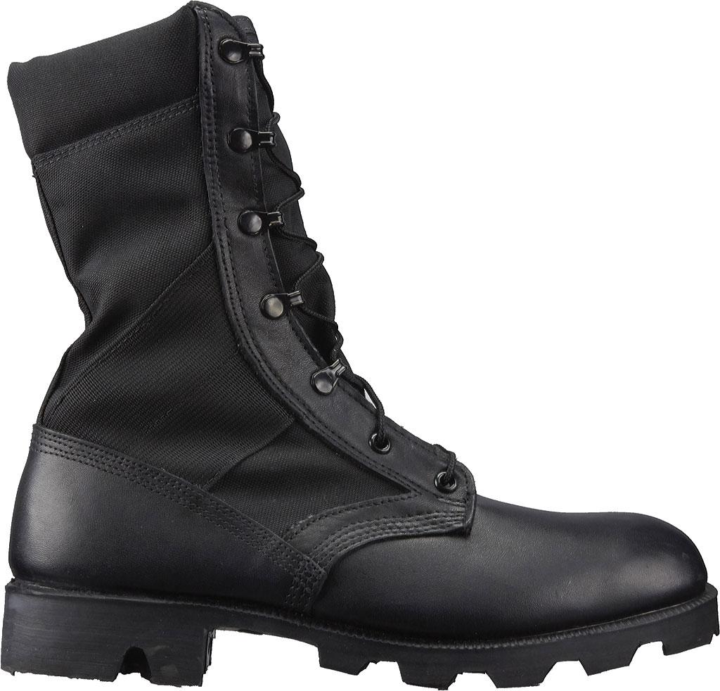 "Men's Altama Footwear Jungle PX 10.5"" Boot, Black Polishable Full Grain Leather, large, image 2"