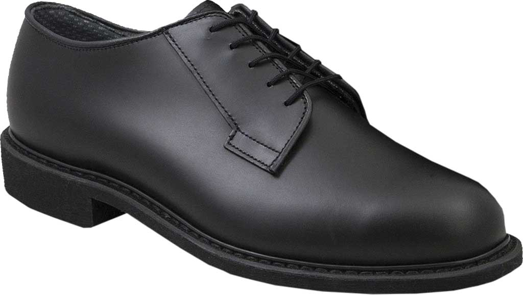 Men's Altama Footwear Uniform Oxford, Black Full Grain Leather, large, image 1