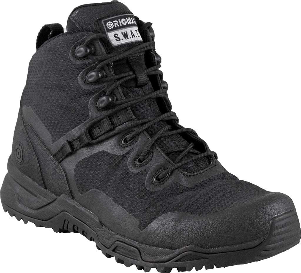 "Men's Original S.W.A.T. Alpha Fury 6"" Boot, Black, large, image 1"