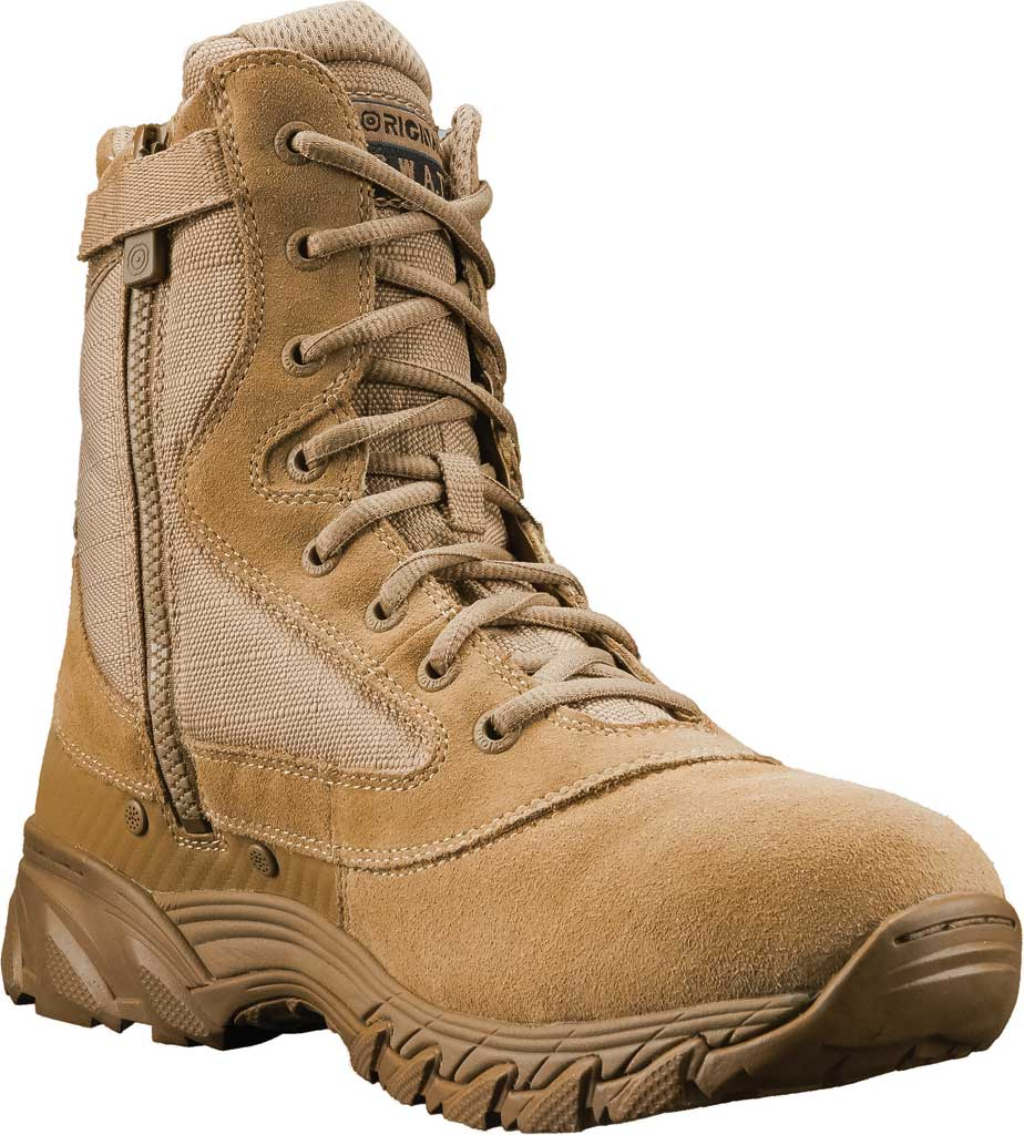 """Men's Original S.W.A.T. Chase 9"""" Side-Zip Work Boot, , large, image 1"""