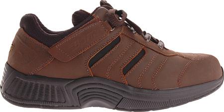 Men's Orthofeet Shreveport, Brown Leather, large, image 2