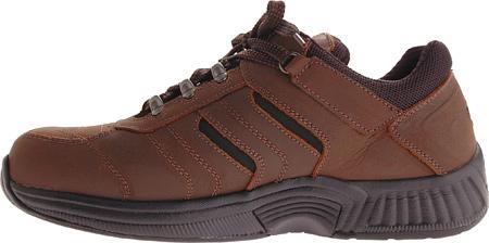 Men's Orthofeet Shreveport, Brown Leather, large, image 3