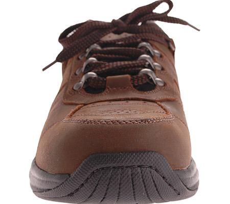 Men's Orthofeet Shreveport, Brown Leather, large, image 4
