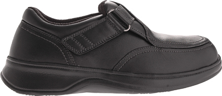 Men's Orthofeet Carnegie, Black Leather, large, image 2