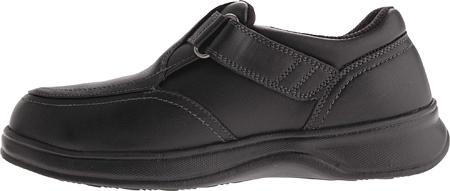 Men's Orthofeet Carnegie, Black Leather, large, image 3