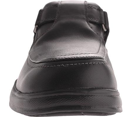 Men's Orthofeet Carnegie, Black Leather, large, image 4