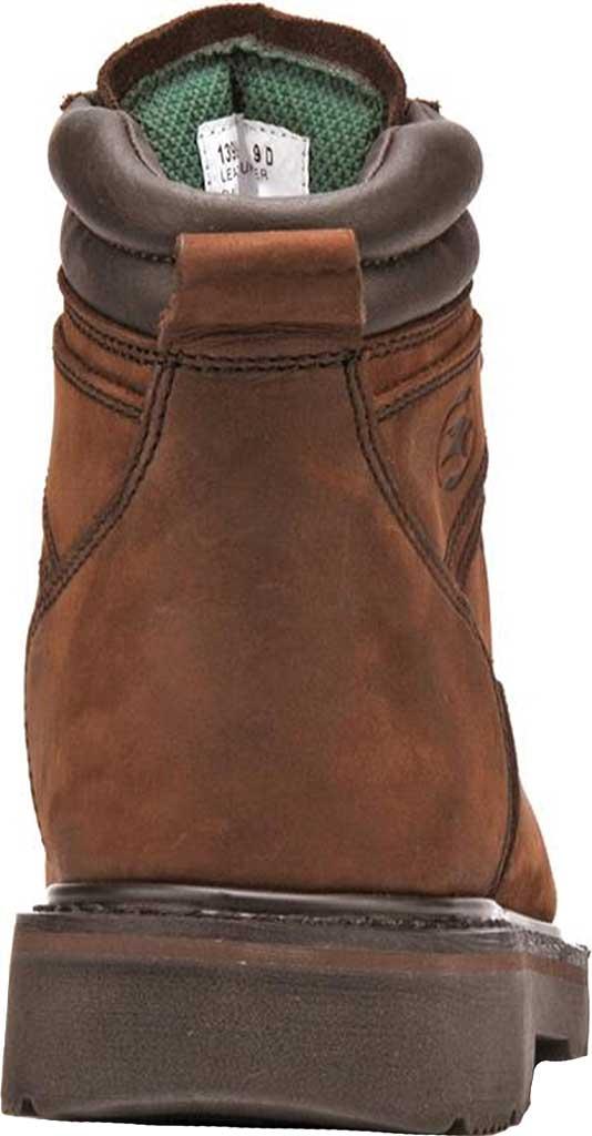 "Men's Carolina 6"" Broad Toe 399, Dark Brown Leather, large, image 3"