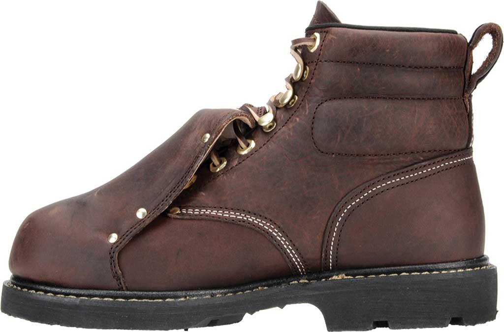 "Men's Carolina Domestic 6"" Metatersal Steel Toe Boot 508, , large, image 2"