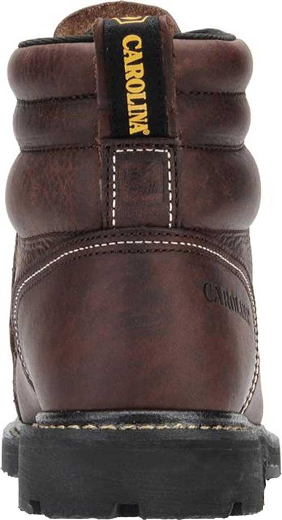 "Men's Carolina Domestic 6"" Metatersal Steel Toe Boot 508, , large, image 3"