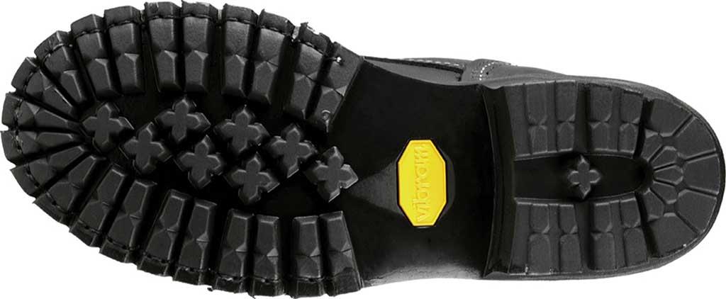 """Men's Carolina Domestic 9"""" EH Plain Toe Logger 922, Black Leather, large, image 5"""