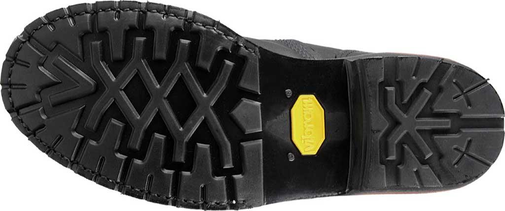 "Men's Carolina Domestic 10"" Linesman Steel Toe Boot 1905, Black Leather, large, image 5"