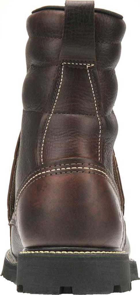 "Men's Carolina Domestic 8"" Metatersal Steel Toe 505 Boot, Briar Leather, large, image 3"