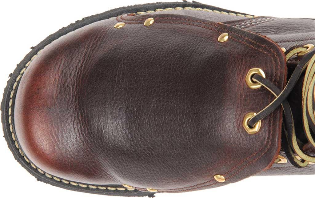 "Men's Carolina Domestic 8"" Metatersal Steel Toe 505 Boot, Briar Leather, large, image 4"