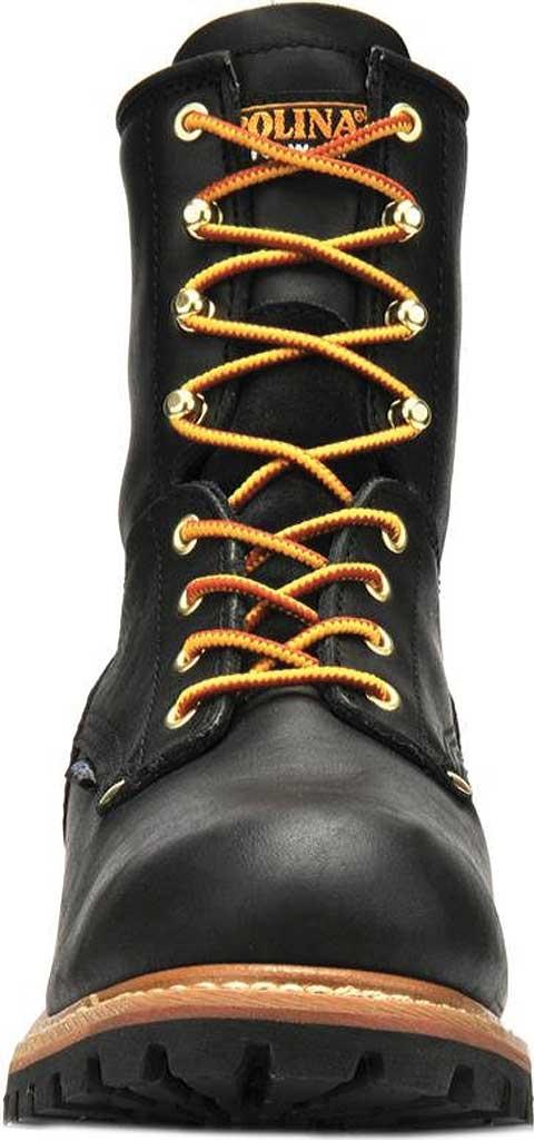 """Men's Carolina 8"""" Waterproof Logger Boot, , large, image 3"""