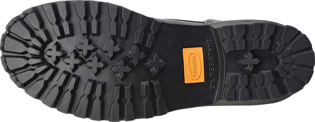 """Men's Carolina 8"""" Steel Toe Plain Toe Logger, , large, image 5"""