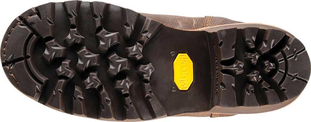 "Men's Carolina 8"" Insulated Waterproof CT Logger CA7521 Boot, Medium Brown, large, image 5"