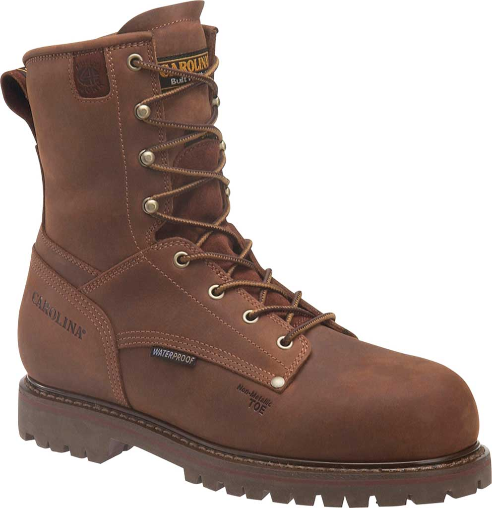 Men's Carolina CA9528, Medium Brown, large, image 1