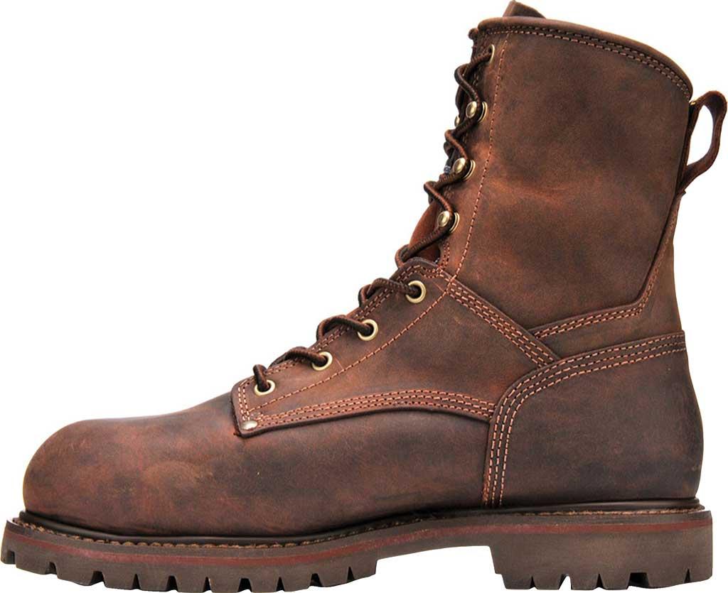 Men's Carolina CA9528, Medium Brown, large, image 2