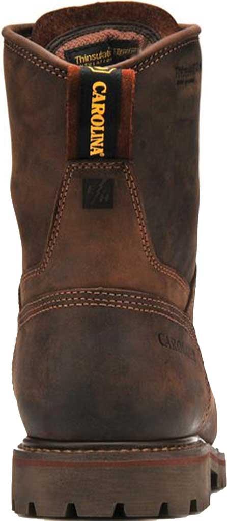 Men's Carolina CA9528, Medium Brown, large, image 3