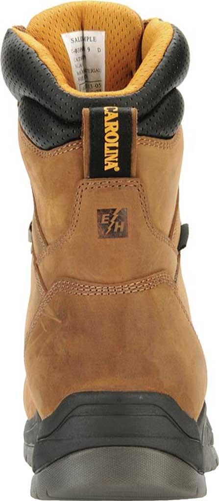 Men's Carolina CA8020, Dark Brown, large, image 3