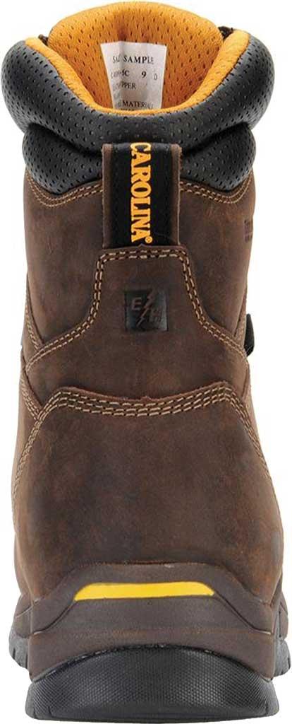 Men's Carolina CA8521, Dark Brown, large, image 3