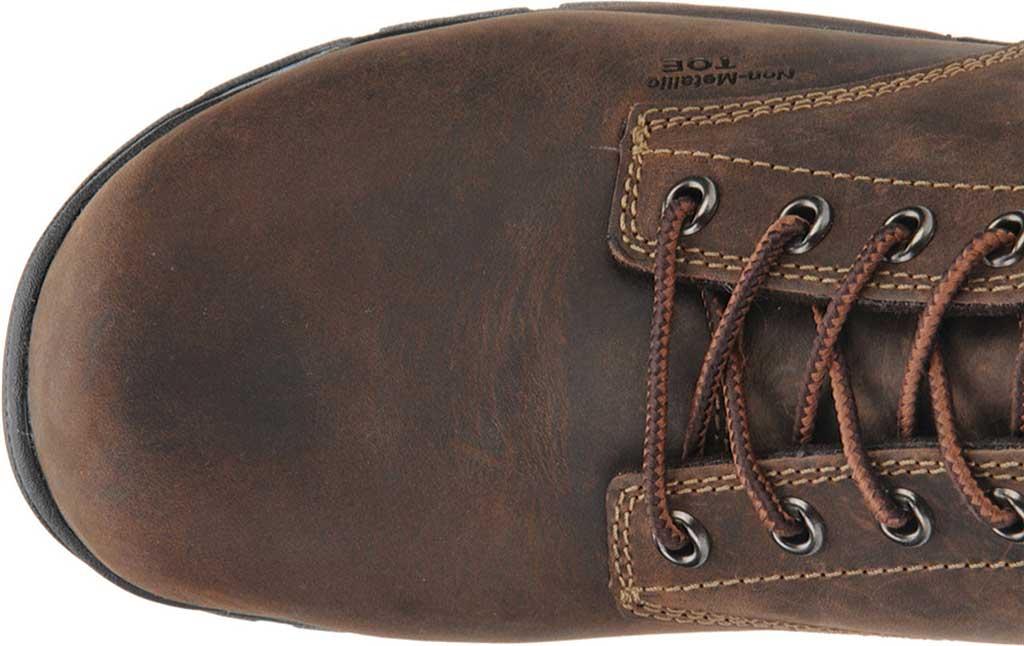 Men's Carolina CA8521, Dark Brown, large, image 4