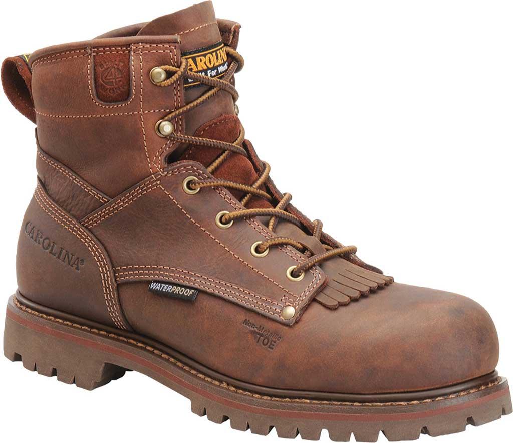 Men's Carolina CA7528, Medium Brown, large, image 1