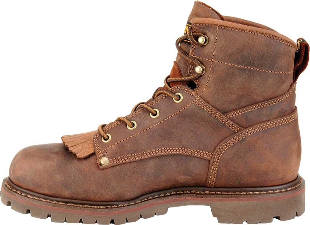 Men's Carolina CA7528, Medium Brown, large, image 2