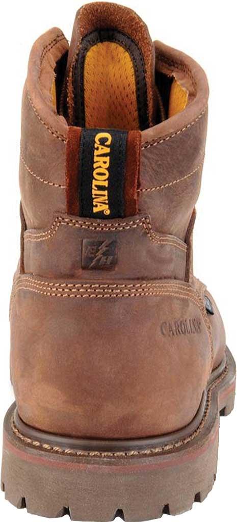 Men's Carolina CA7528, Medium Brown, large, image 3