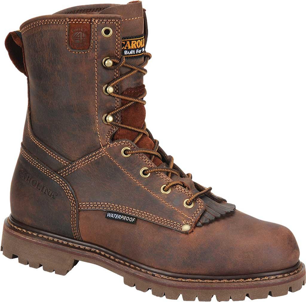 Men's Carolina CA8028, Medium Brown, large, image 1