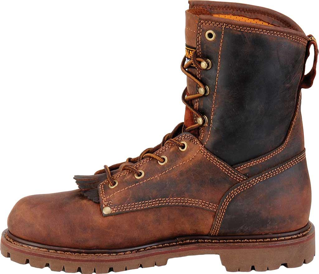 Men's Carolina CA8028, Medium Brown, large, image 2