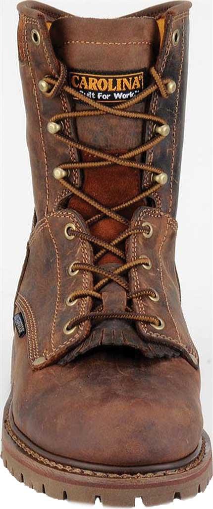 Men's Carolina CA8028, Medium Brown, large, image 3