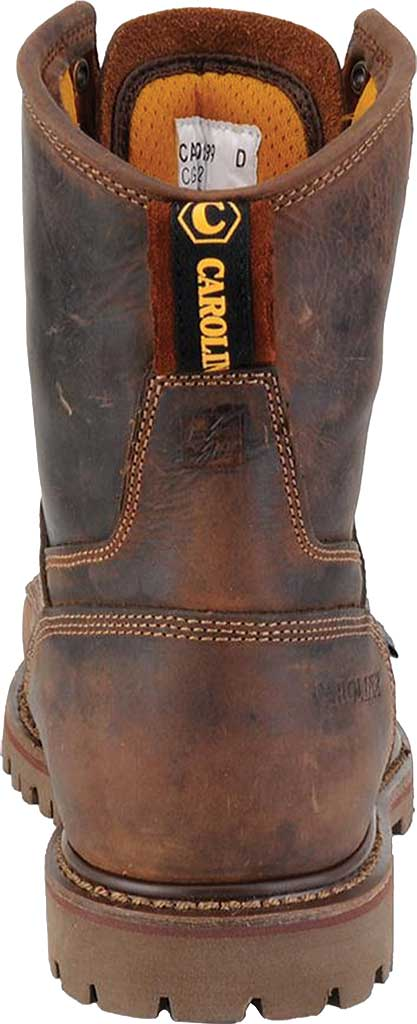 Men's Carolina CA8028, Medium Brown, large, image 4